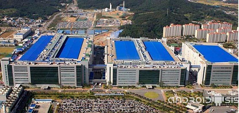 Una nueva fábrica de Samsung para atender la fiebre del Samsung Galaxy S6 Edge
