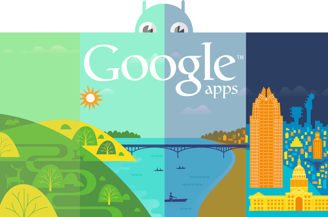google apps paranoid android