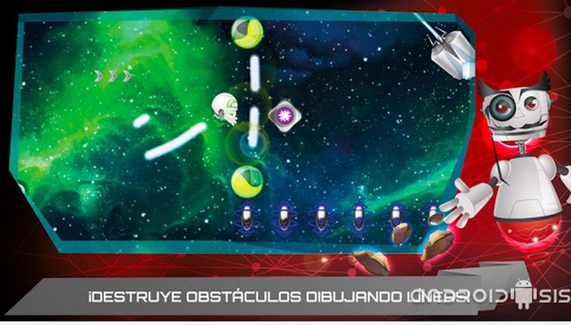 Juegos adictivos para Android: Hoy, Space Liner