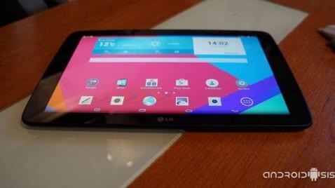 Review LG G Pad 10.1, toda una tableta de 10 pulgadas por menos de 200 euros