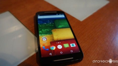 Review Moto G 4G