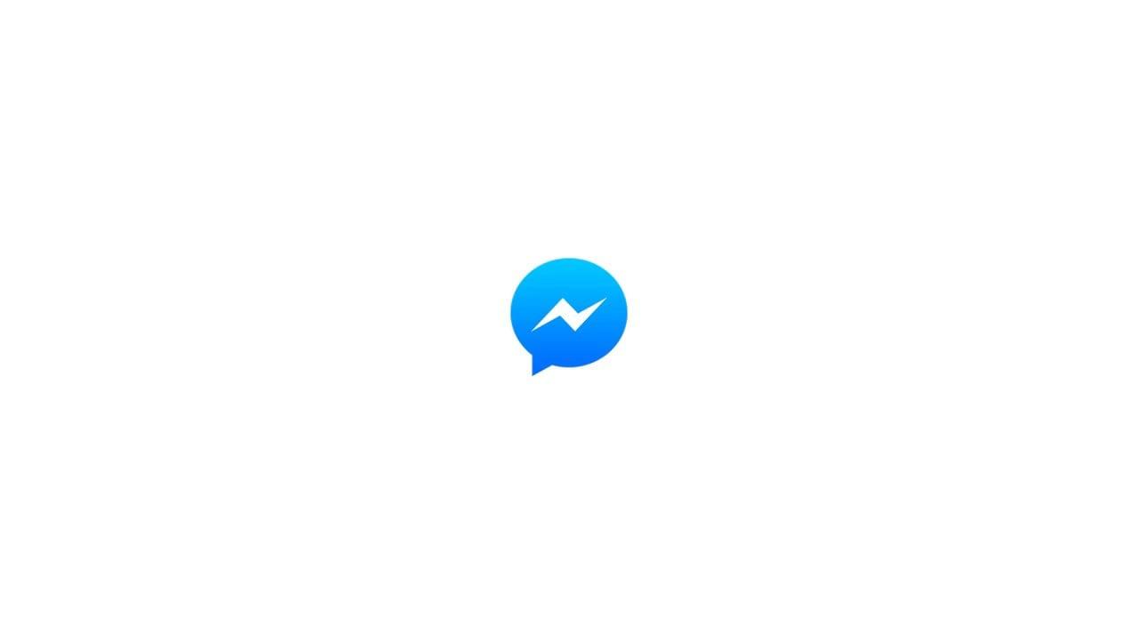 facebook messenger icono