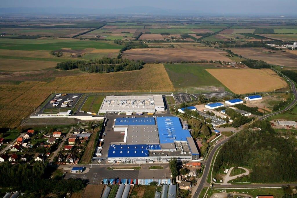 Fabrica Samsung