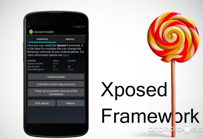 [APK] Cómo instalar Xposed en Lollipop