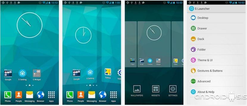 Cómo convertir tu Android en el Samsung Galaxy S6