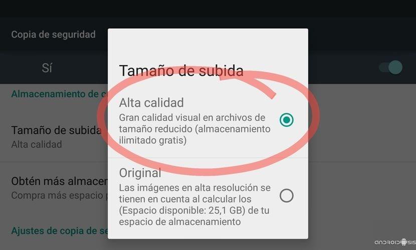 Cómo habilitar la función de almacenamiento infinito de Google Photos paso a paso