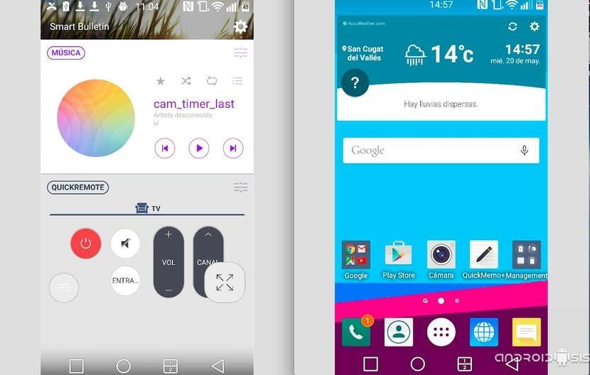 Cómo instalar las aplicaciones del LG G4 en el LG G2