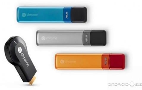 Google I/O 2015: Hoy se nos podrían presentar dos nuevos Sticks de Google, un Chrome OS portatil y el Chromecast 2