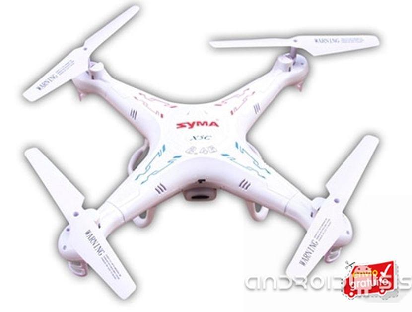 Drone con cámara HD por tan solo 79 euros