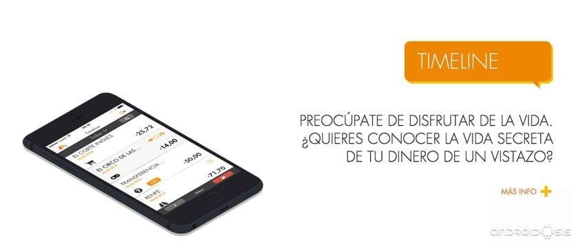 Aplicaciones increíbles para Android: Hoy, Mooverang para controlar todas tus cuentas bancarias