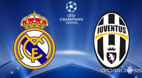 Real Madrid - Juventus en directo y gratis