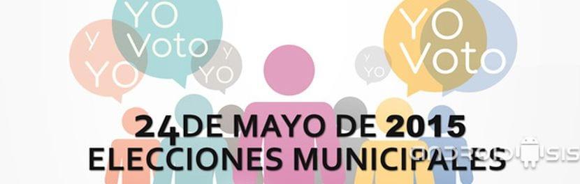 Cómo seguir los resultados de las elecciones autonómicas y municipales 2015 desde tu dispositivo móvil. (Android , iPhone y Windows Mobile)