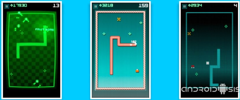 Snake Game, el viejo juego de la serpiente volverá al Play Store más renovado que nunca