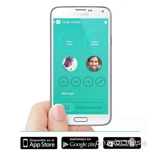 Yaap Money, la app de pagos con el móvil que se está poniendo de moda