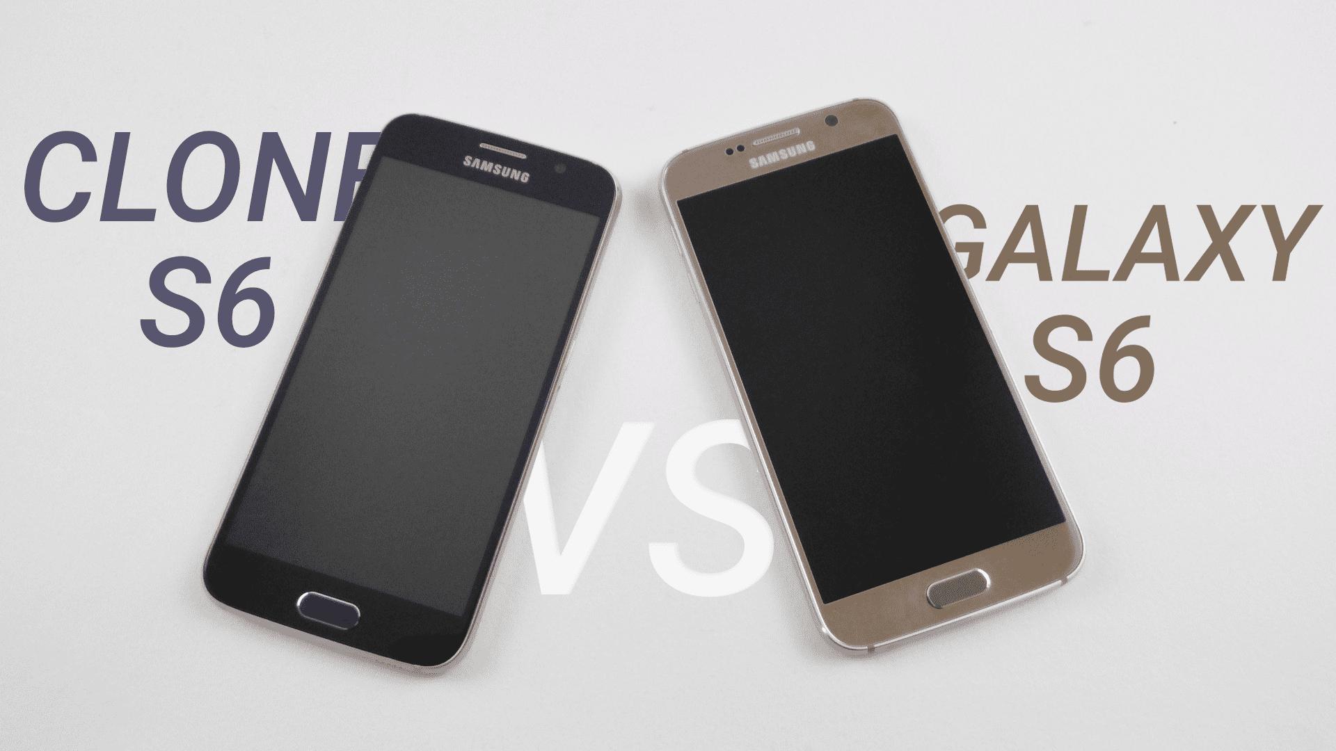 Clon Galaxy S6