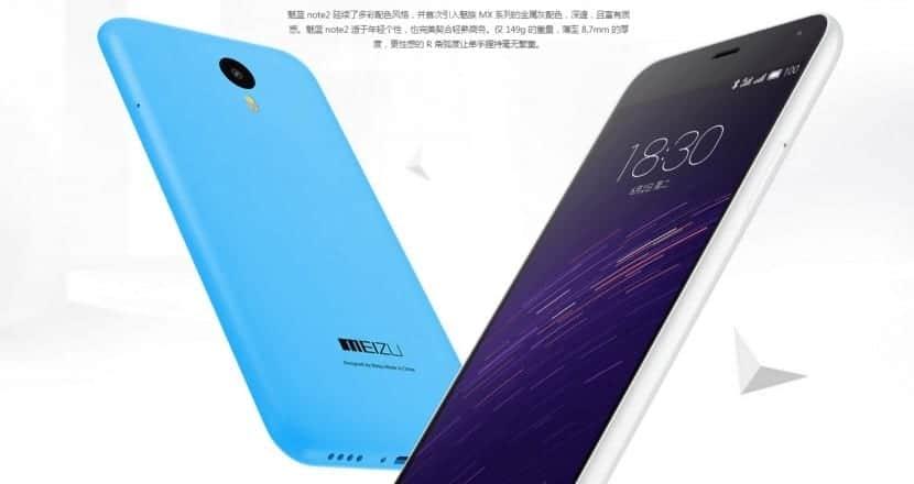 Meizu M2 Note 3