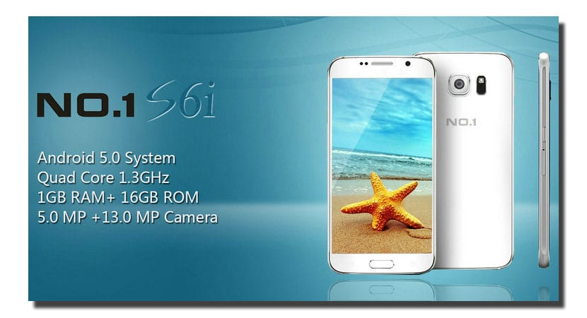 Clon del Galaxy S6