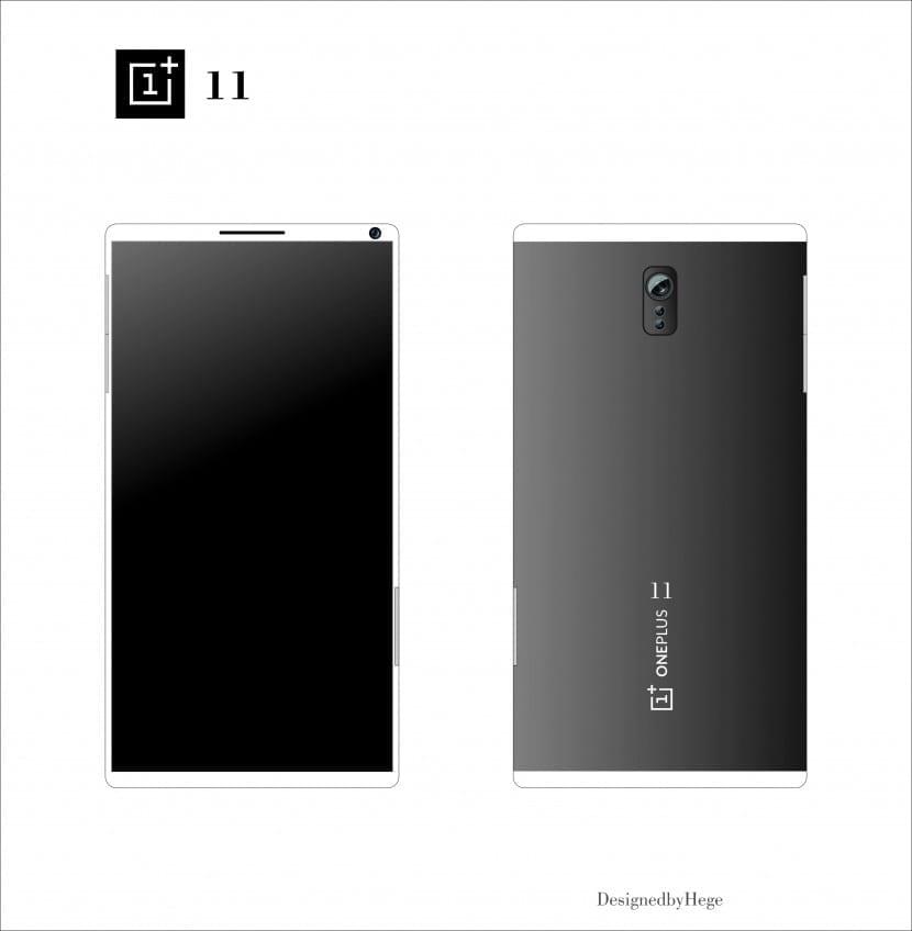 OnePlus 11 concepto