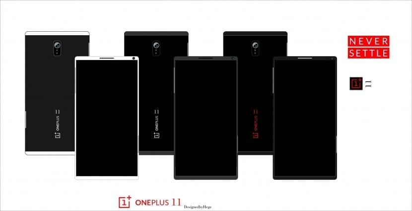 OnePlus 11 concept