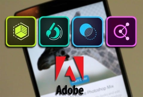 Adobe apps Android