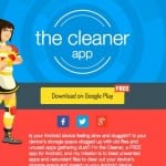 Aplicaciones increíbles para Android: Hoy, The Cleaner Boost & Clean