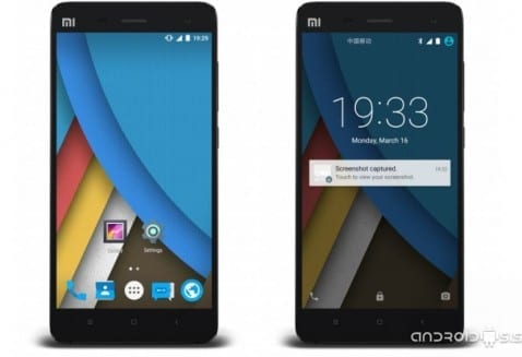 Cómo actualizar el Xiaomi Mi4 a Android 5.1 Lollipop