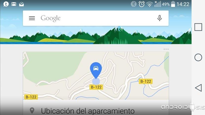 Cómo usar Google Now Launcher en modo Landscape en terminales no compatibles
