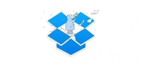 Dropbox solicitudes