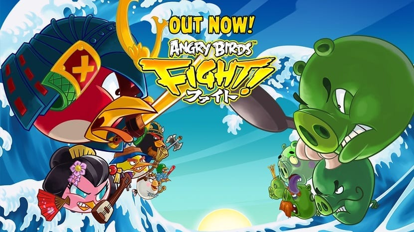 Angry Birds Fights