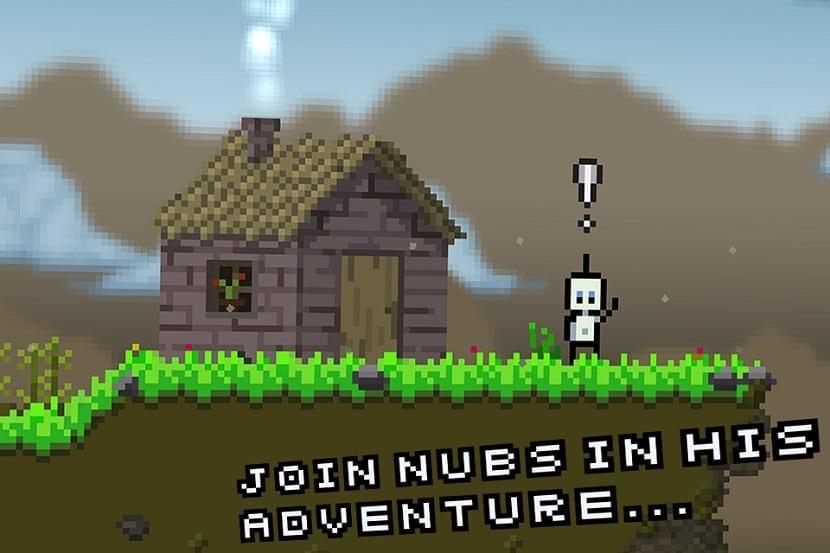 Nub's Adventure
