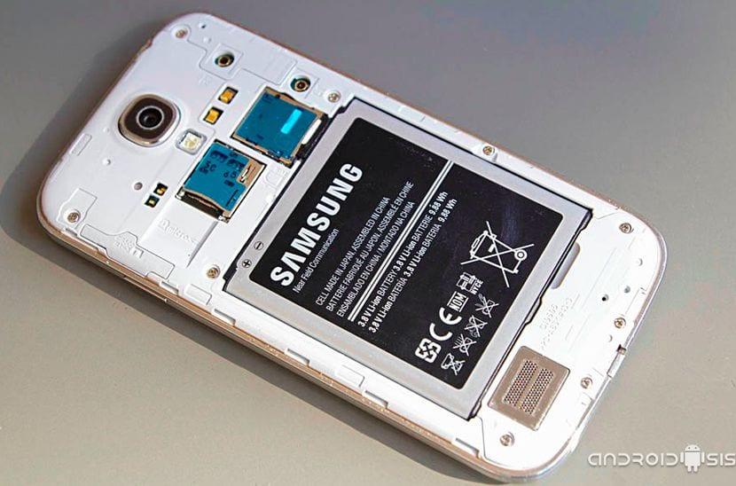 ¿Problemas con la batería del Samsung Galaxy S4?