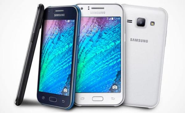 samsung galaxy j7 frontal