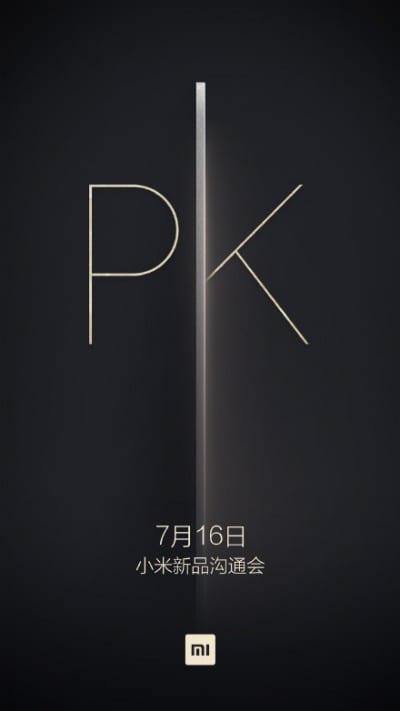 Xiaomi Mi5 presentacion