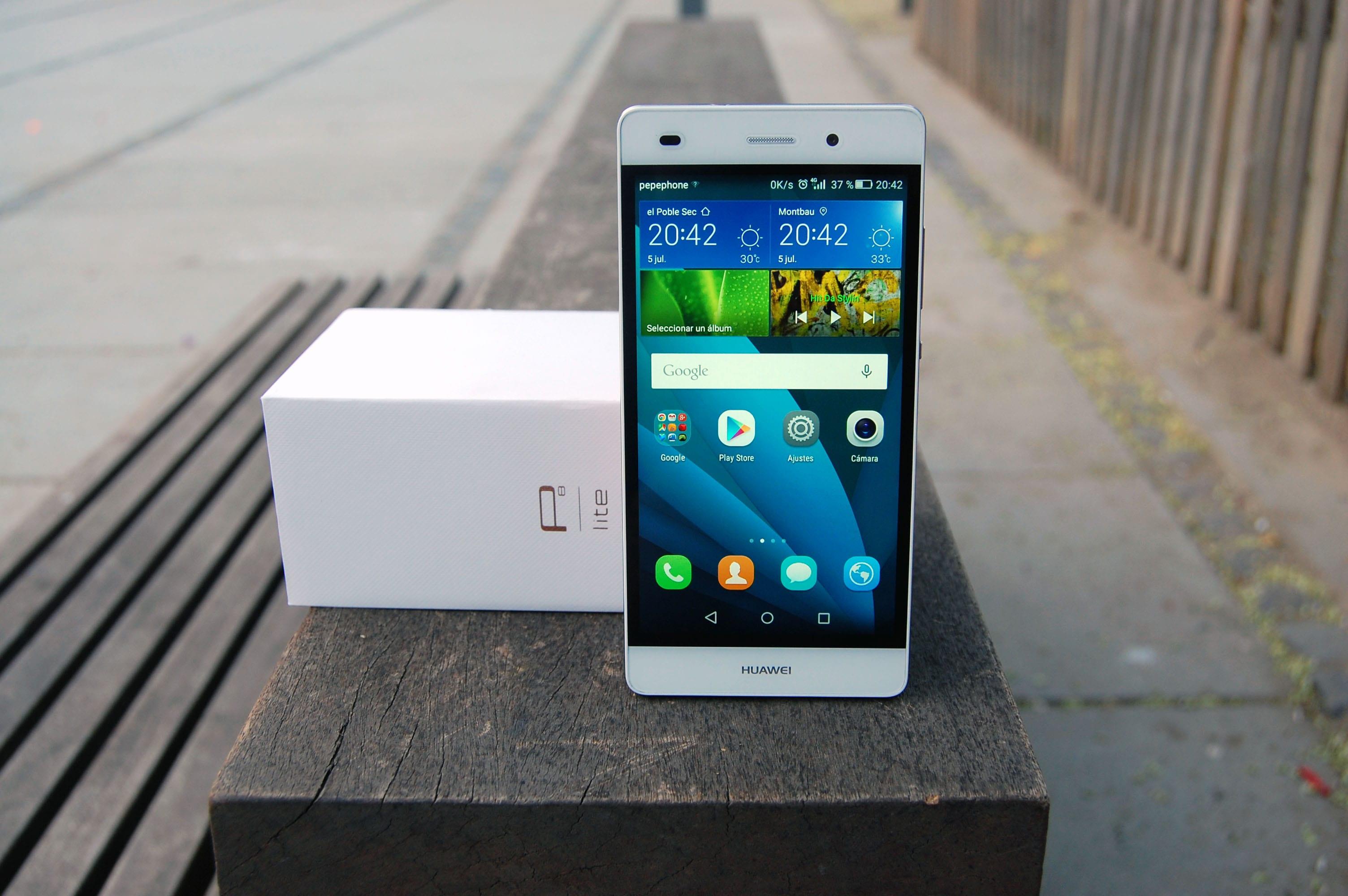 b136da6d9f6 Cómo desbloquear el Bootloader del Huawei P8 Lite paso a paso