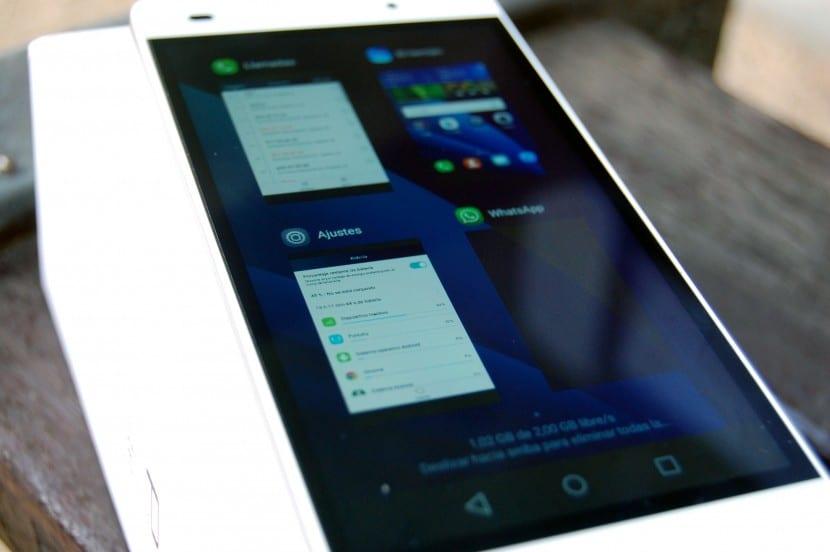 Análisis Huawei P8 Lite (6)