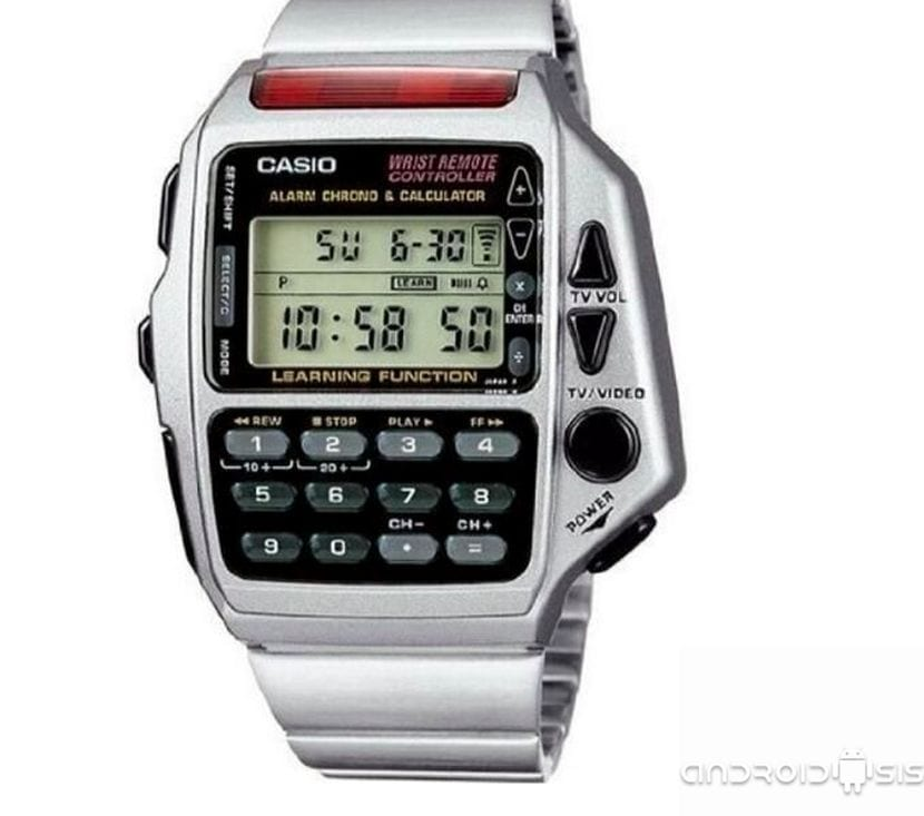 Pronto veremos un Casio Smartwatch en el mercado internacional
