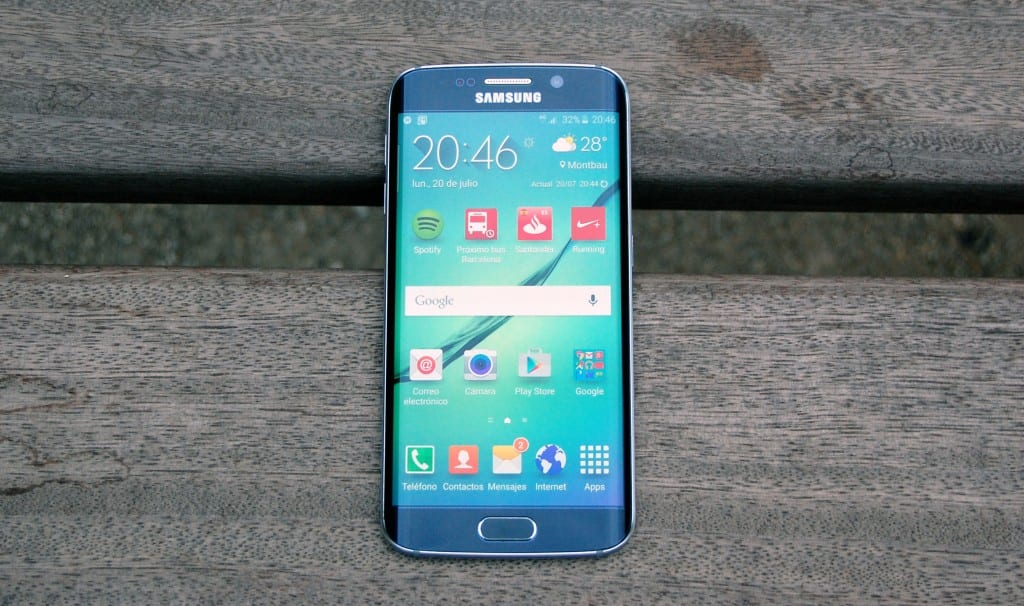 Samsung Galaxy S6 Edge (6)