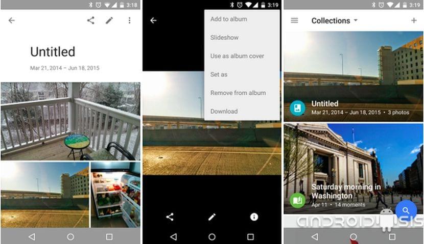 [APK] Descargar e instalar la nueva versión de Google Fotos con muchas novedades
