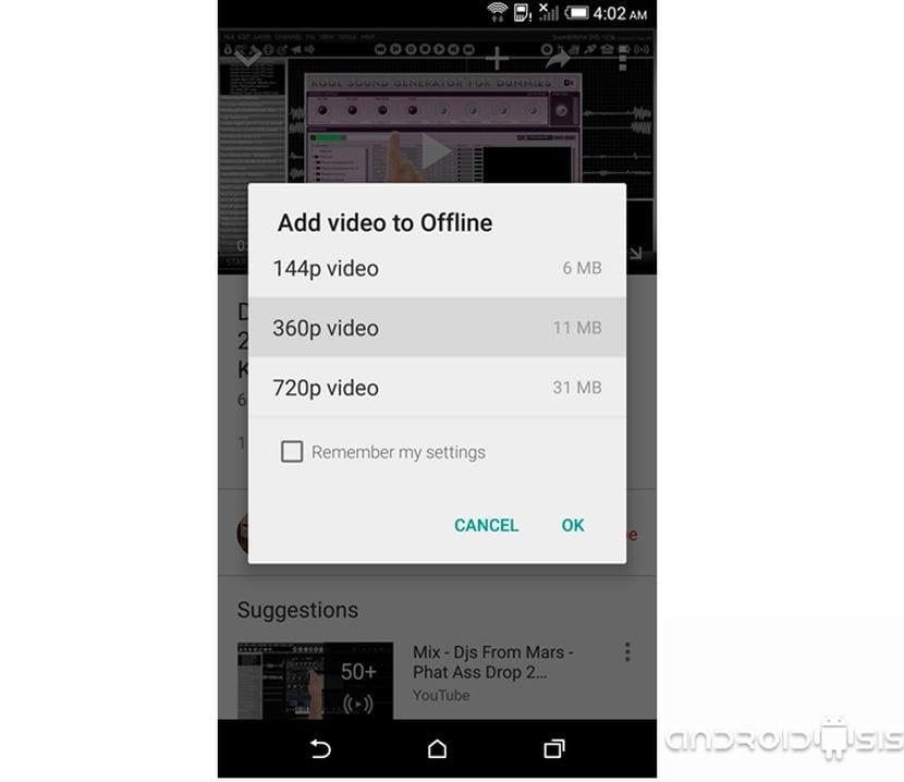 [APK] Descarga e instala la última versión de You Tube