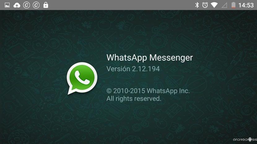 [APK] Descarga ya la nueva versión de WhatsApp plagada de novedades interesantes