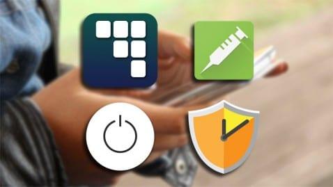 Apps adición smartphone