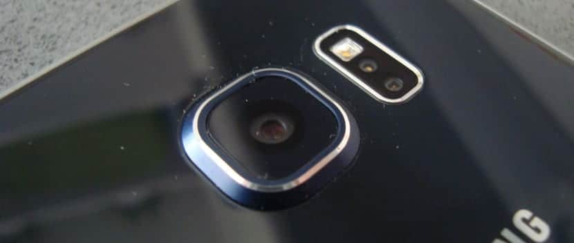 Cámara Galaxy S6 edge