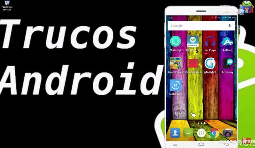 Cómo hacer mirroring de la pantalla de Android a un ordenador personal