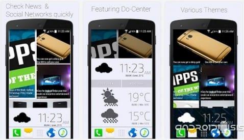 Do Launcher, o como instalar la interfaz HTC Sense en cualquier terminal Android