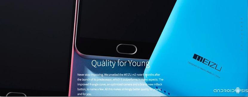 Ya puedes comprar el Meizu M2 Note por menos de 150 Euros