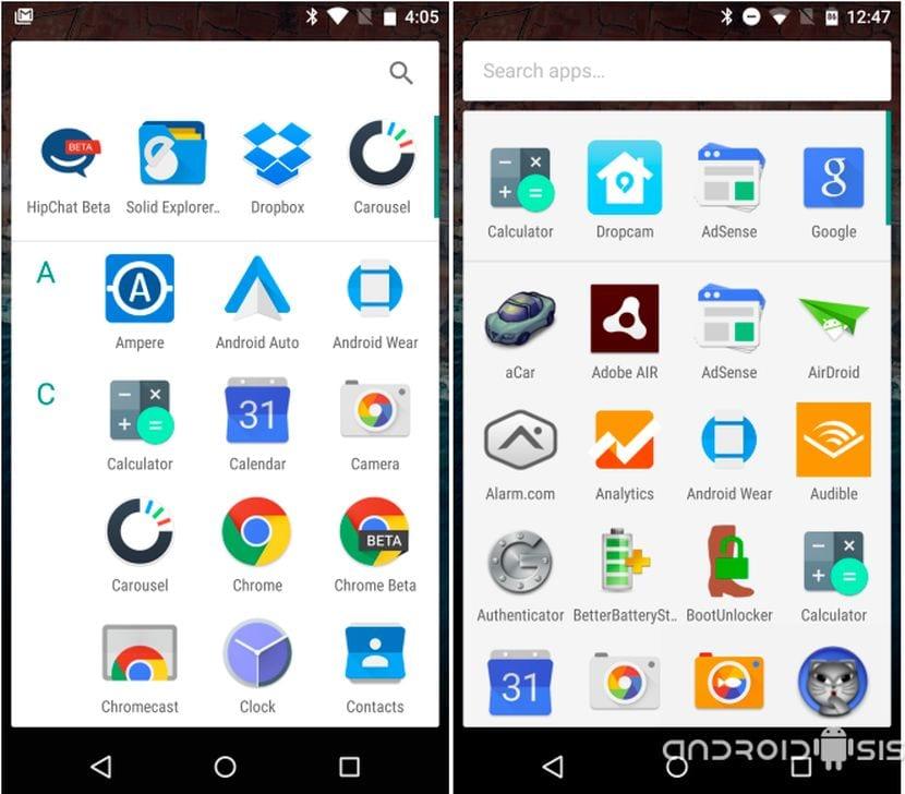 Descarga e instala antes que nadie el nuevo Launcher de Android M