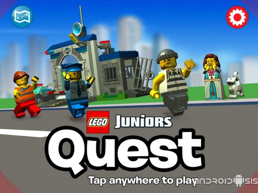 Los mejores juegos Android para niños de 4 a 8 años: Hoy, Lego Juniors Quest