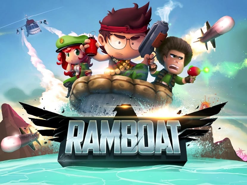 Ramboat: Shooter Heroes