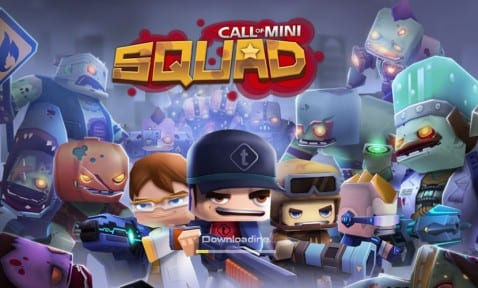 Call of Mini: Squad