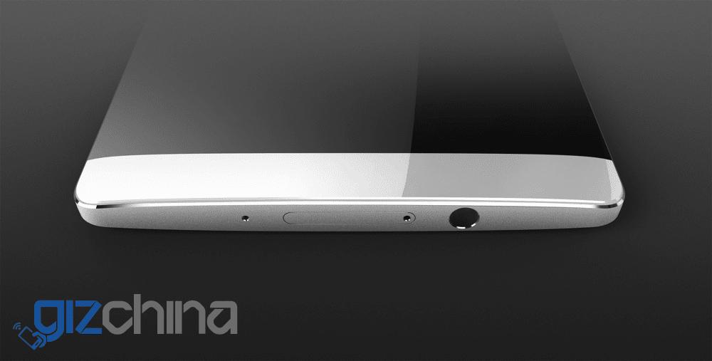 Huawei pantalla curvada